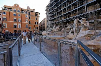 生於羅馬也奉獻於羅馬!FENDI 大方出資修復羅馬古蹟