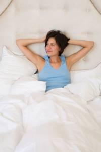 女人長期仰臥睡姿傷子宮