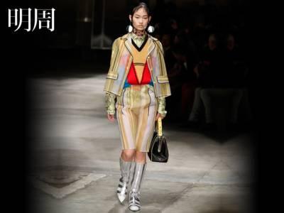 Miuccia Prada再出招春夏玩轉經典透視