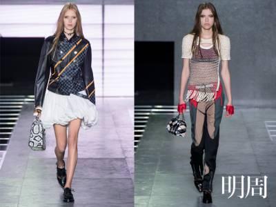 未來無限大搶先變身Louis Vuitton的美少女戰士