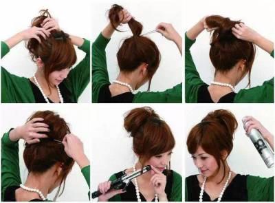 好有氣質!超齊全簡單編髮,再手殘的女孩們都能學會!趕快收藏起來!