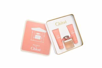 許自己一個法式的香氛聖誕節!Chloé 耶誕金色香氛禮盒十二月上市