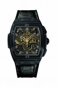 李小龍逝世75周年限定商品再+1!Hublot 宇舶錶推出「李小龍75誕辰周年紀念腕錶」