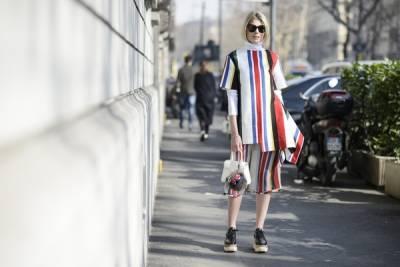 4個小技巧把經典條紋穿出時尚潮味