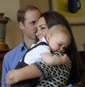 凱特王妃最喜歡的母子照片