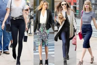 穿短靴想要顯腿長,千萬不要這樣穿!真的很醜又失體態!
