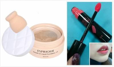 美容編輯最愛用彩妝x5 2016的美麗還要請它們多多幫忙呢!