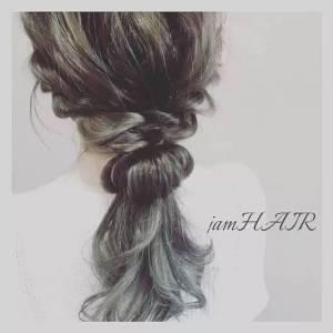 最新韓系浪漫編髮,學起來!美上一整年!