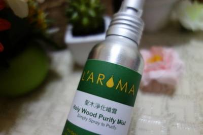 L'AROMA拉若瑪 聖木淨化噴霧 滋養指緣油 美麗心情滾珠 魅力香水,傳遞天然香氣與能量的保養美學