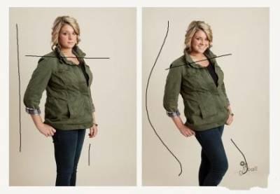 超神奇!攝影專家教你「這樣做」...嬰兒肥 小腹通通走開!趕快學會,下次拍照用!