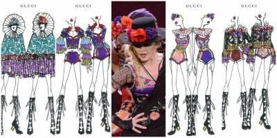 Gucci Alexander Wang Moschino…多位設計聯手操刀 瑪丹娜<心叛逆>演唱會服裝全解析