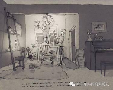 感人!他「愛老婆愛到無法自拔」於是365天都各畫一張插圖紀念,真正愛過的人才看得懂!!!
