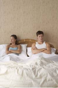男人最痛恨女人床上8種習慣 組圖