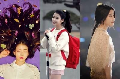 從妝髮 穿搭,向國民女神IU看齊!好期待她詮釋韓版若曦的角色啊....快作筆記!