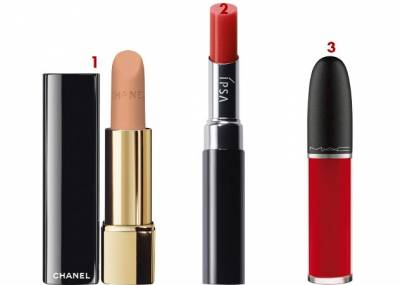 解決大家對於紅唇妝的疑難雜症!史上最詳盡的紅色唇彩教學│美周報