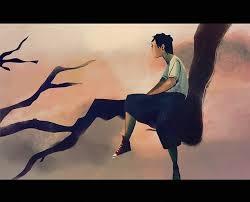 男孩和樹,一生值得我們思考的問題