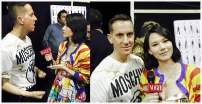 【2016秋冬米蘭時裝週現場直擊】熱情火焰蔓延Moschino大秀,小S半遮髮電翻全場