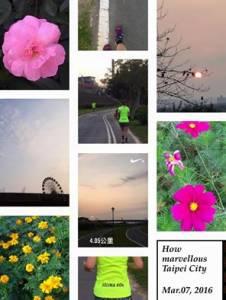 Selina發文:心中滿滿感激 會一路跑下去