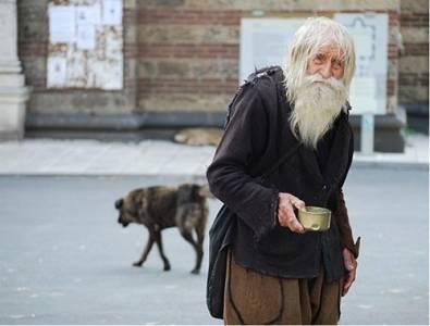 那天我給了乞丐一英鎊,沒想到隔天他竟然這樣對我...