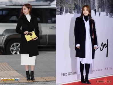 不是懶得想穿搭而是因為經典!韓星「這款穿搭法則」永不退燒...
