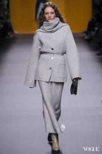 2016秋冬巴黎時裝週:Hermes設立自己的平衡點與節奏