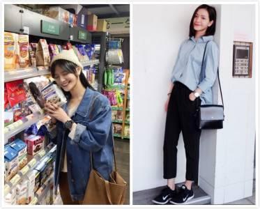 一秒變長腿帥妹的小心機?!看氣質女孩的5款帥氣穿搭 歐陽娜娜 吳子霏Ellen Wu