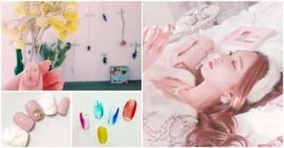 春夏指彩趨勢!3款浪漫又可愛的風格指彩這樣畫...「彩色玻璃珠指彩」太可愛了!