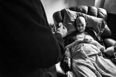 一個丈夫給妻子拍下令人難以置信的照片後,整個世界震驚也流淚了