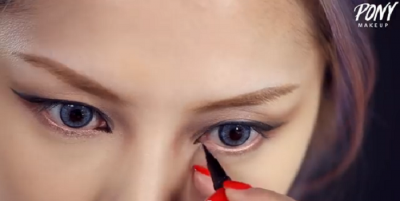 7個步驟!韓國美妝教主Pony傳授超有說服力的「深邃美人妝容」,立馬變身小天后Taylor Swift(內附影音教學)