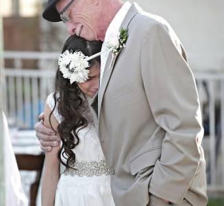 都是為了父母親!小女孩11歲就要出嫁的感人真相...