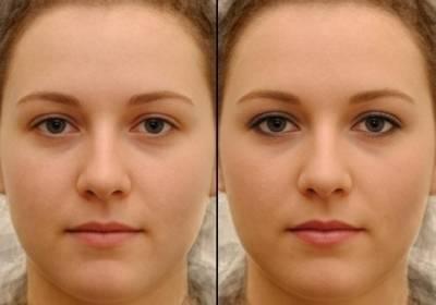 女性為什麼要化濃妝?她們以為男人喜歡這樣