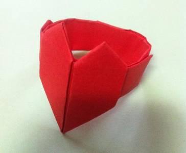 紙戒指遠比你想像珍貴