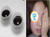 試戴22mm大直徑純黑色美瞳片,讓我從此對美瞳片有了陰影....