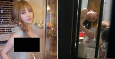 剛跟閨密親熱完去洗澡,男友就到家...出來以後看見這幕她徹底崩潰了...