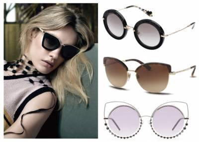 用眼睛,表態時尚!框架X眼神色彩都是你的時尚配件│美周報