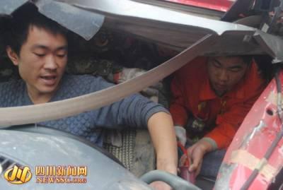 車禍後淡定致電妻子司機:腿斷了還愛我不?