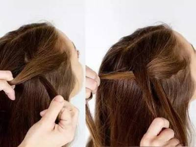 4款最適合夏天的髮型,一分鐘就能完成!