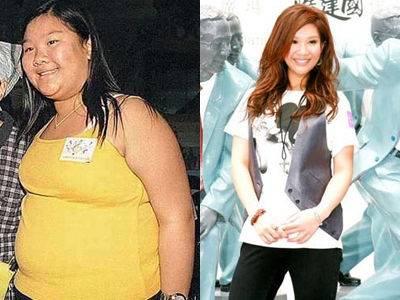 女人真的瘦點更好看,不信你看看~~