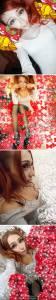 《錐子臉蒂娜》網路美女第三代 聽說是天然的!
