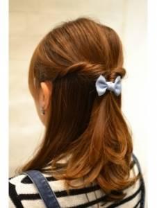 夏天的髮型就是要俐落◎清爽的造型編髮♪