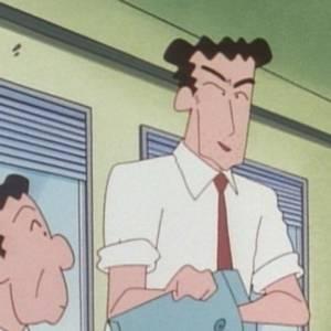 小新的老爸《野原廣志》是不可多得的好男人?