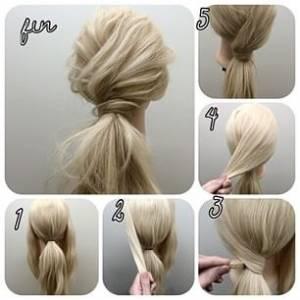 緊接著「扭轉編髮」流行的就是這個☆簡單的「打結編髮」髮型