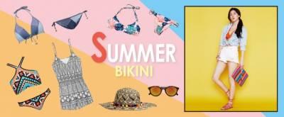 SUMMER BIKINI!用可愛又性感的比基尼迎接夏日PARTY│美周報