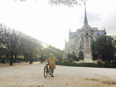 艾莉絲美麗走訪法國的保養祕技!保養 服裝 必去旅行地點大公開!│VoCE