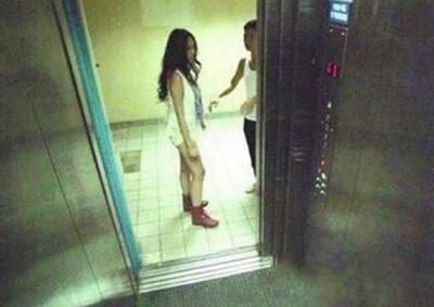 電梯里不能做的5件事!!尤其是很晚回家的人更要看!