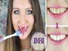 小資女孩必學的居家牙齒美白!在家也能體驗牙齒白2階的快感!
