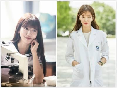 揭開朴信惠《Doctors》的3個妝容重點~從清純女學生 帥氣女流氓和知性女醫生,每一種扮相都令人驚豔!