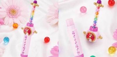 好夢幻!5款超萌的小魔女DoReMi化妝品閃亮登場...護唇膏太可愛了!