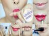 讓唇色持久自然不掉色的關鍵步驟,女孩們一定都要學會!