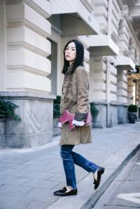 Habsburg Leather Jacket 秋冬造型妝容特輯